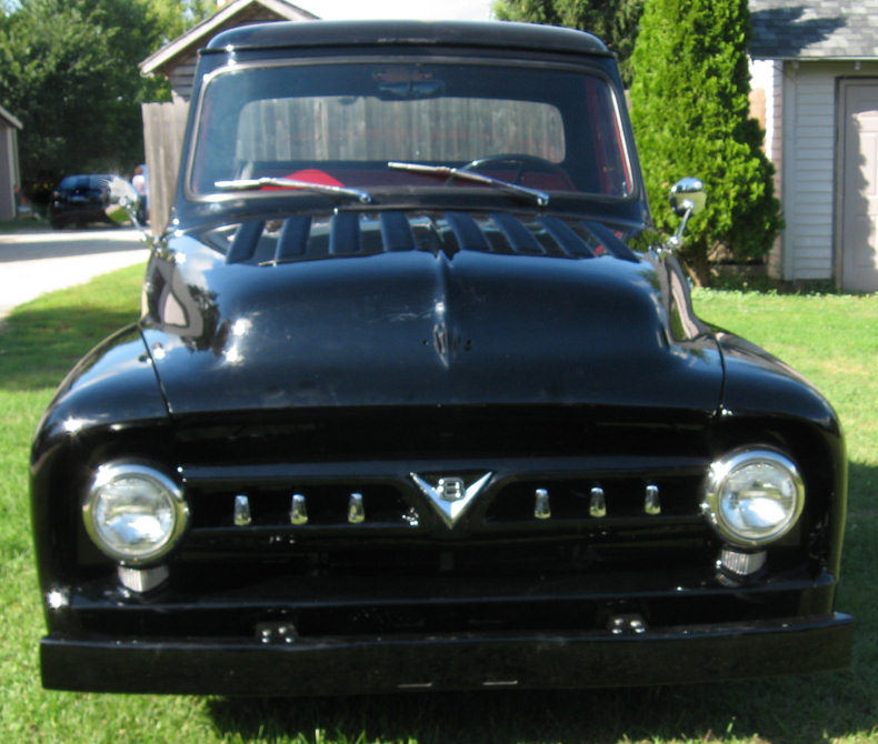 1953 Ford F100 Pickup Truck Restoration
